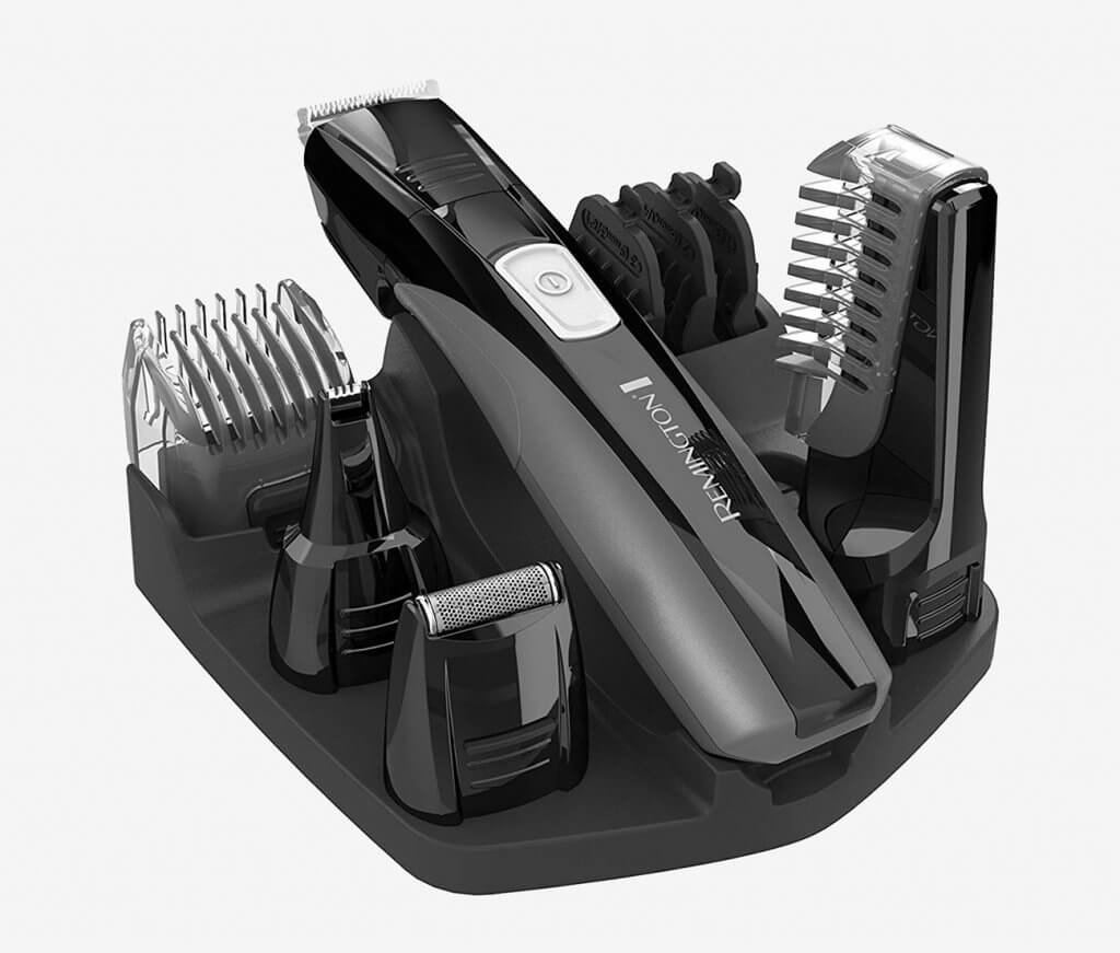 Remington PG525 Head-To-Toe Body Groomer Kit
