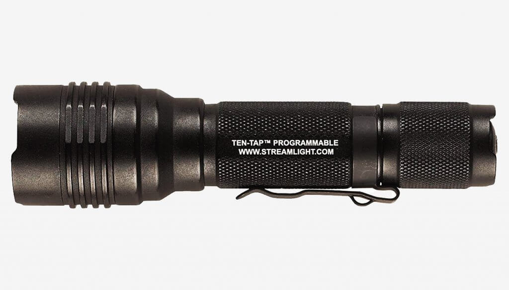 Streamlight 88040 ProTac HL 750 side