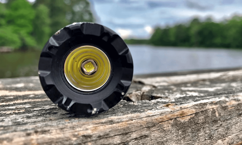 SureFire G2X lens