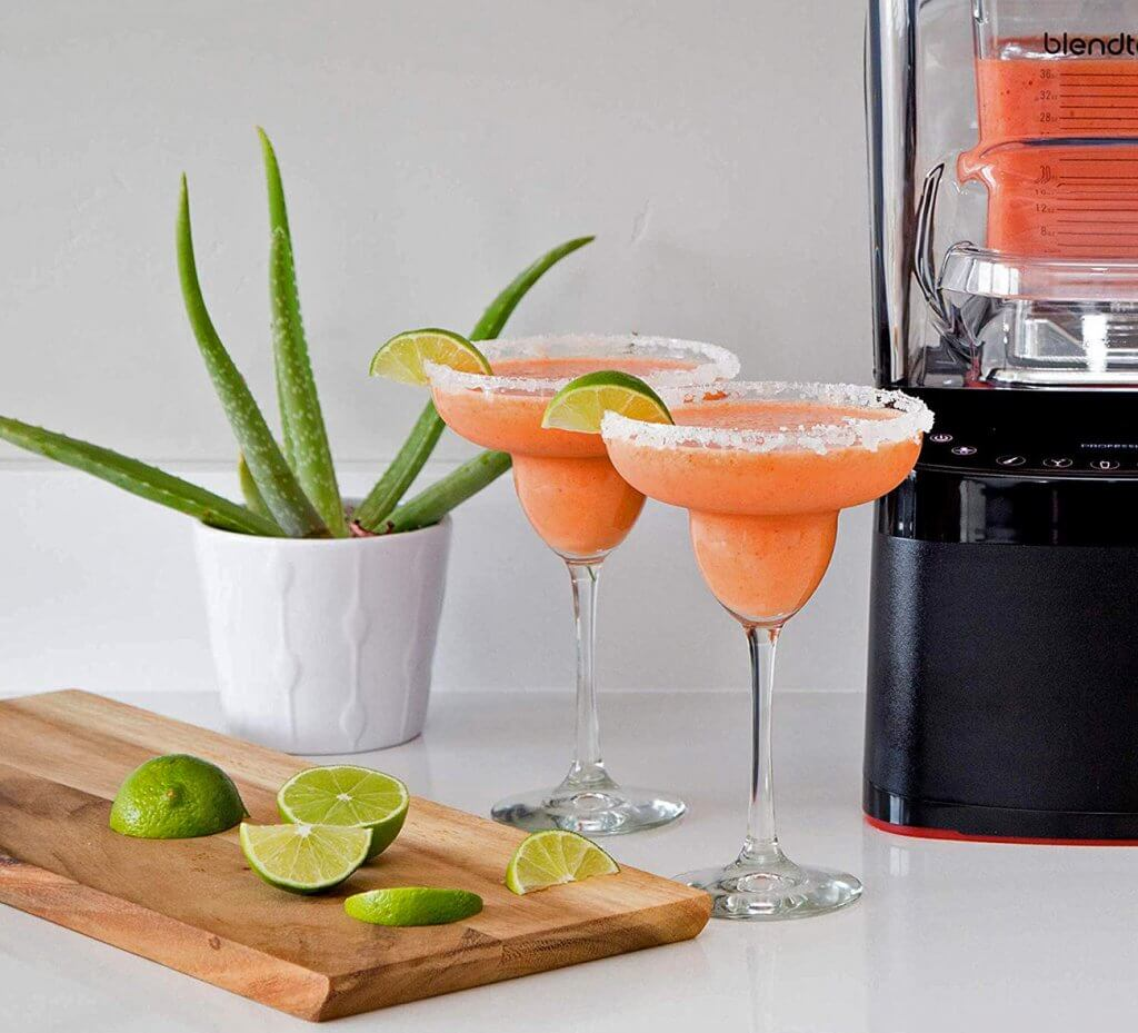 Cocktails made with the Blendtec Total Classic