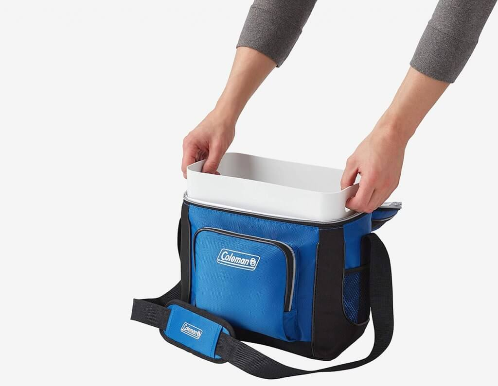 Coleman 16-Can Soft Cooler insert