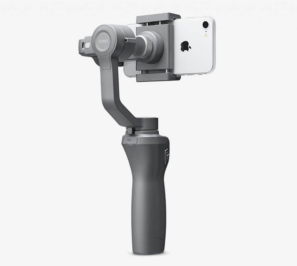 DJI OSMO Mobile 2 and iPhone