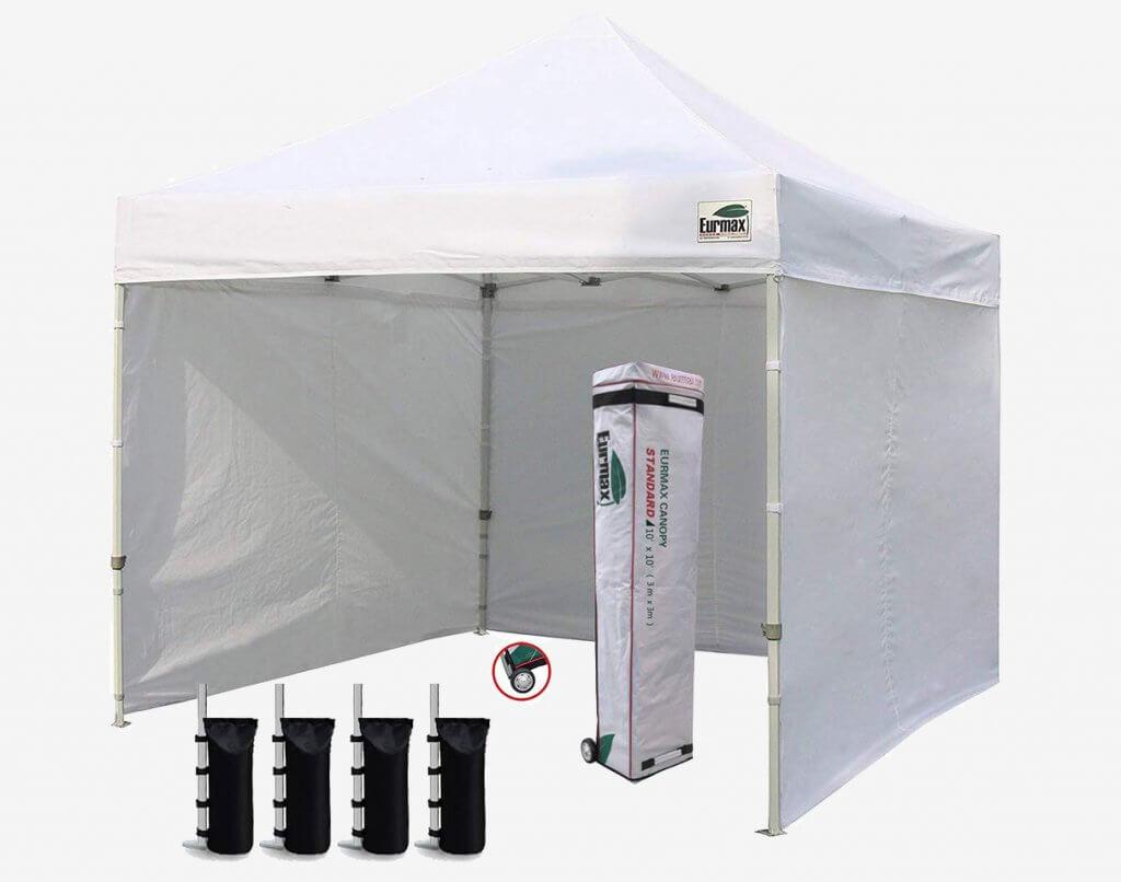 Eurmax 10'x10' EZ Pop-up Tent