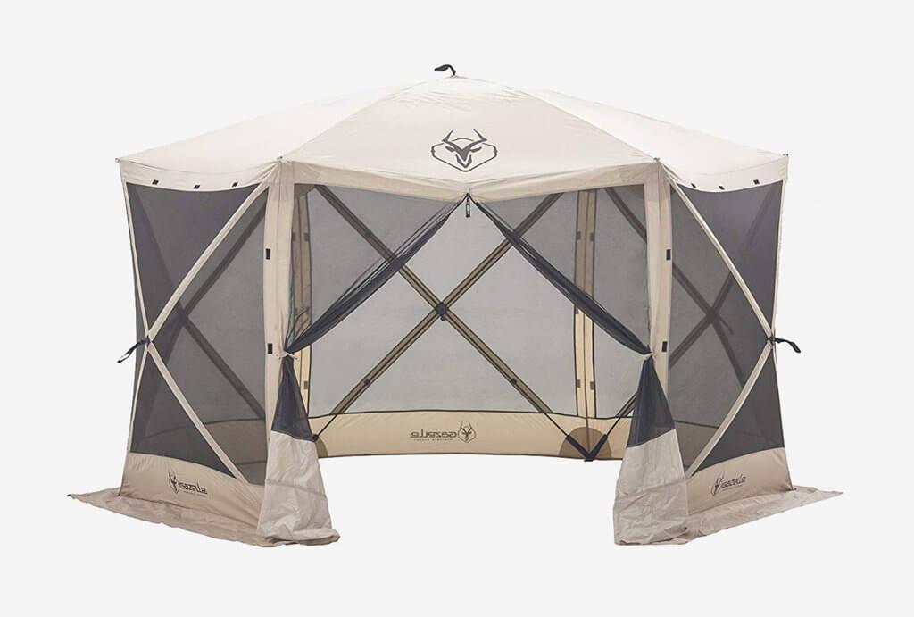 Gazelle Tents Pop-up Gazebo With Instant Setup