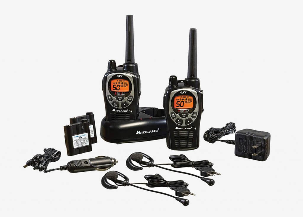Midland GXT1000VP4 GMRS