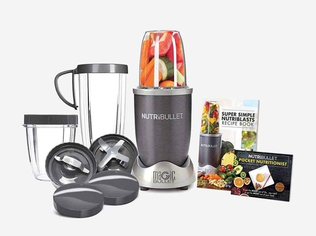 NutriBullet 12-Piece High-Speed Blender NBR-1201