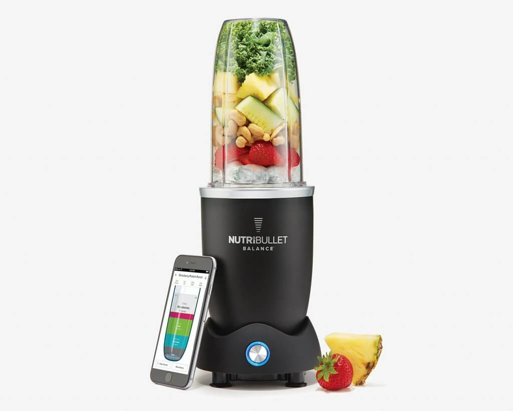 NutriBullet Balance Bluetooth Smart Blender