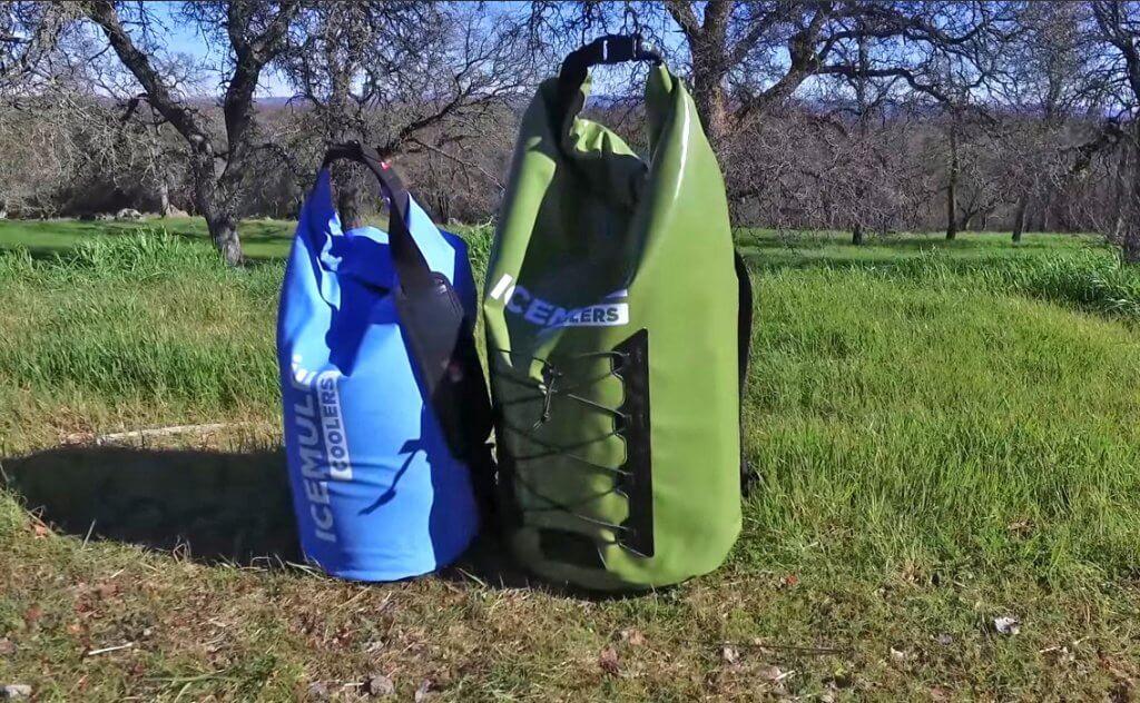 Orvis IceMule Pro Cooler size comparison