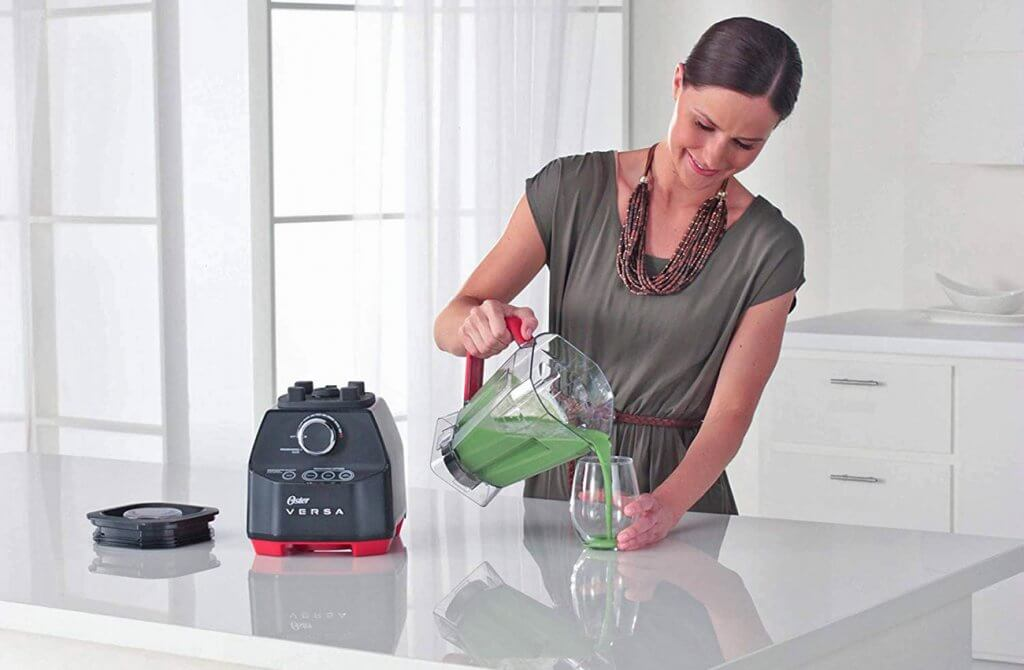 Oster Versa Pro Series Blender in the kitchen