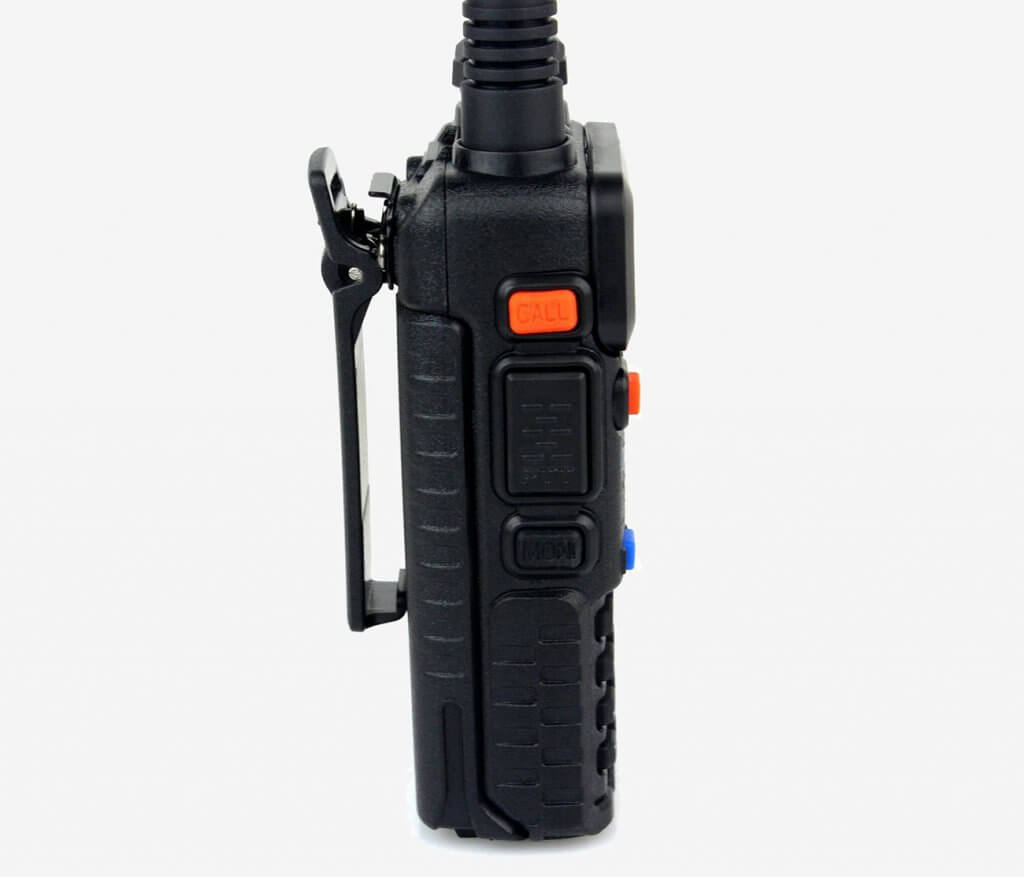 Retevis RT-5R Two-Way Radio 128CH side