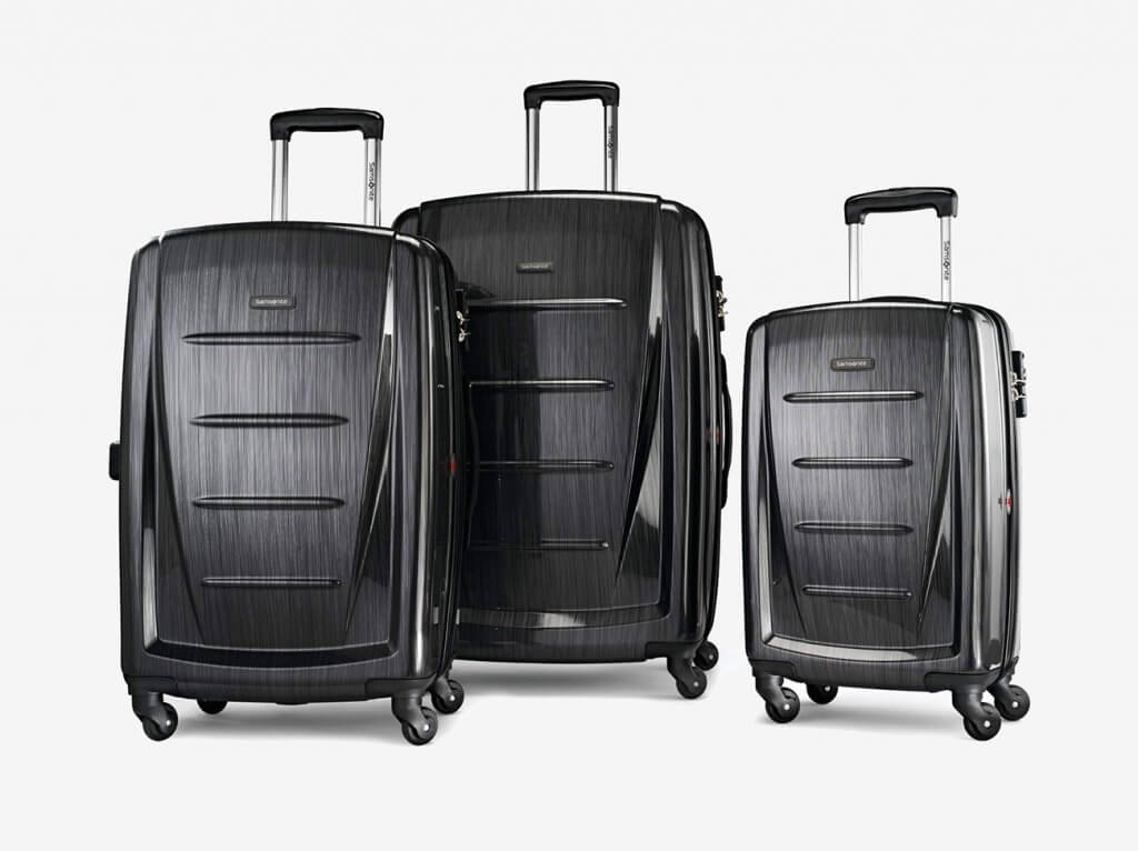Samsonite Winfield 2 Hardside Spinner Luggage Set