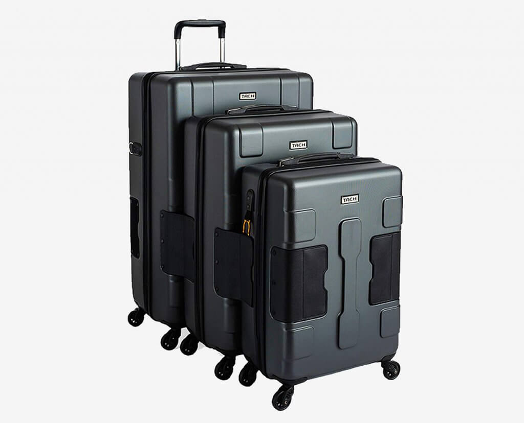 TACH TUFF 3-Piece Luggage Set