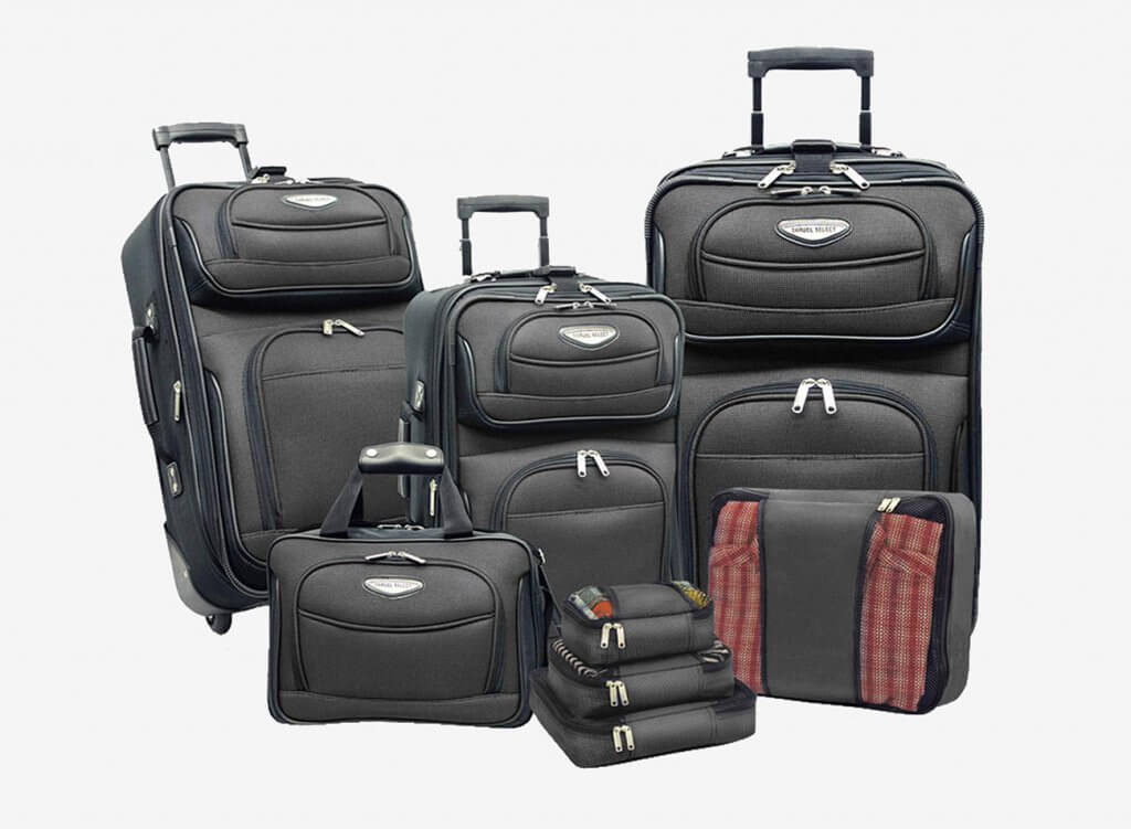 Travelers Choice Amsterdam 8-Piece