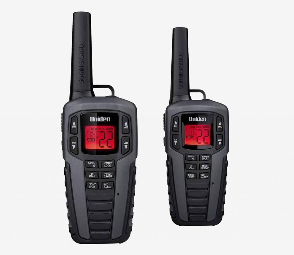 Uniden SX507-2CKHS FRS