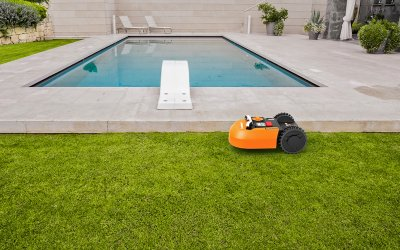 Best  Robot Lawn Mower