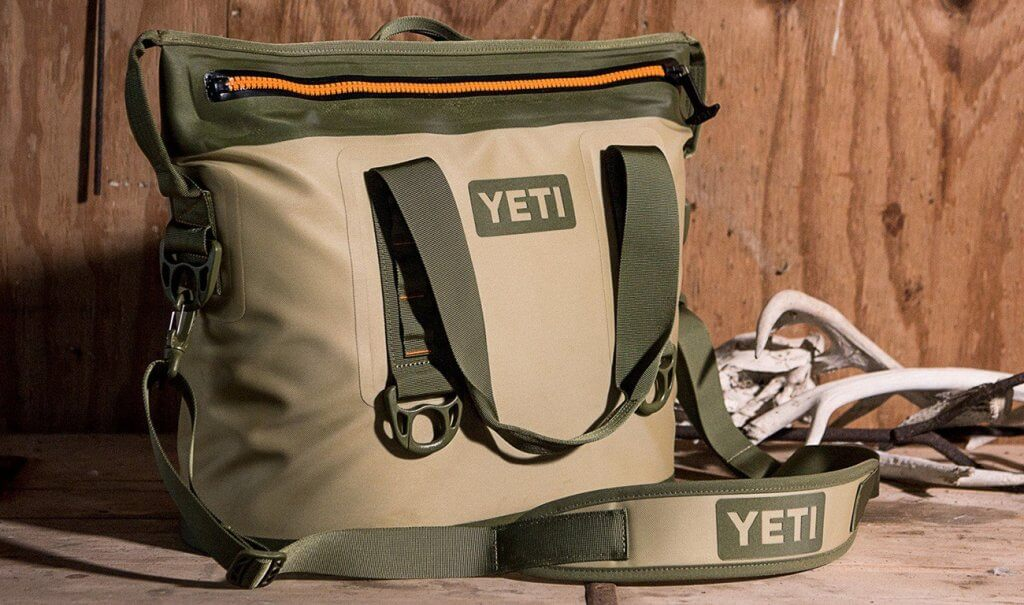 YETI Hopper TWO and antlers