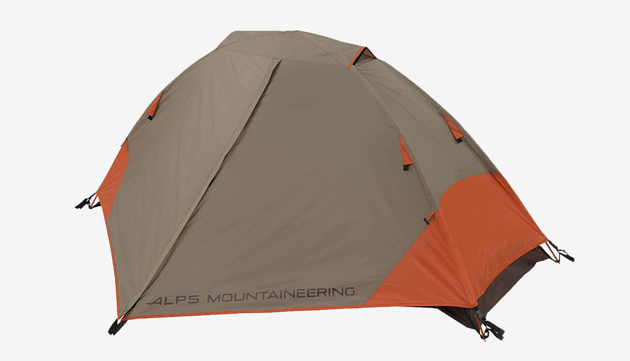 ALPS Mountaineering 1-Person Tent with closed cover