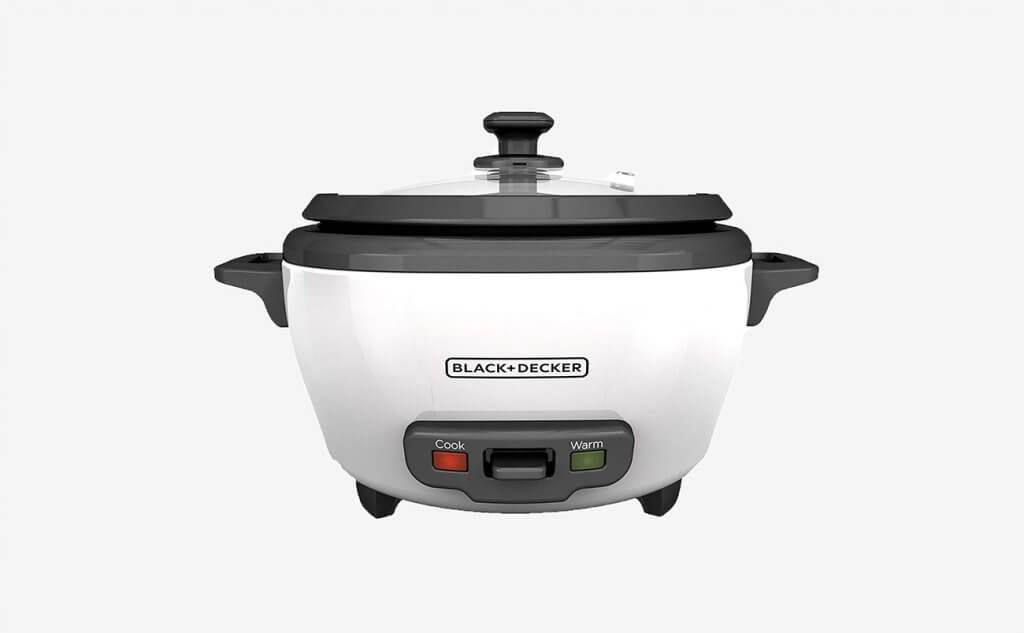 BLACK+DECKER RC506 Rice Cooker
