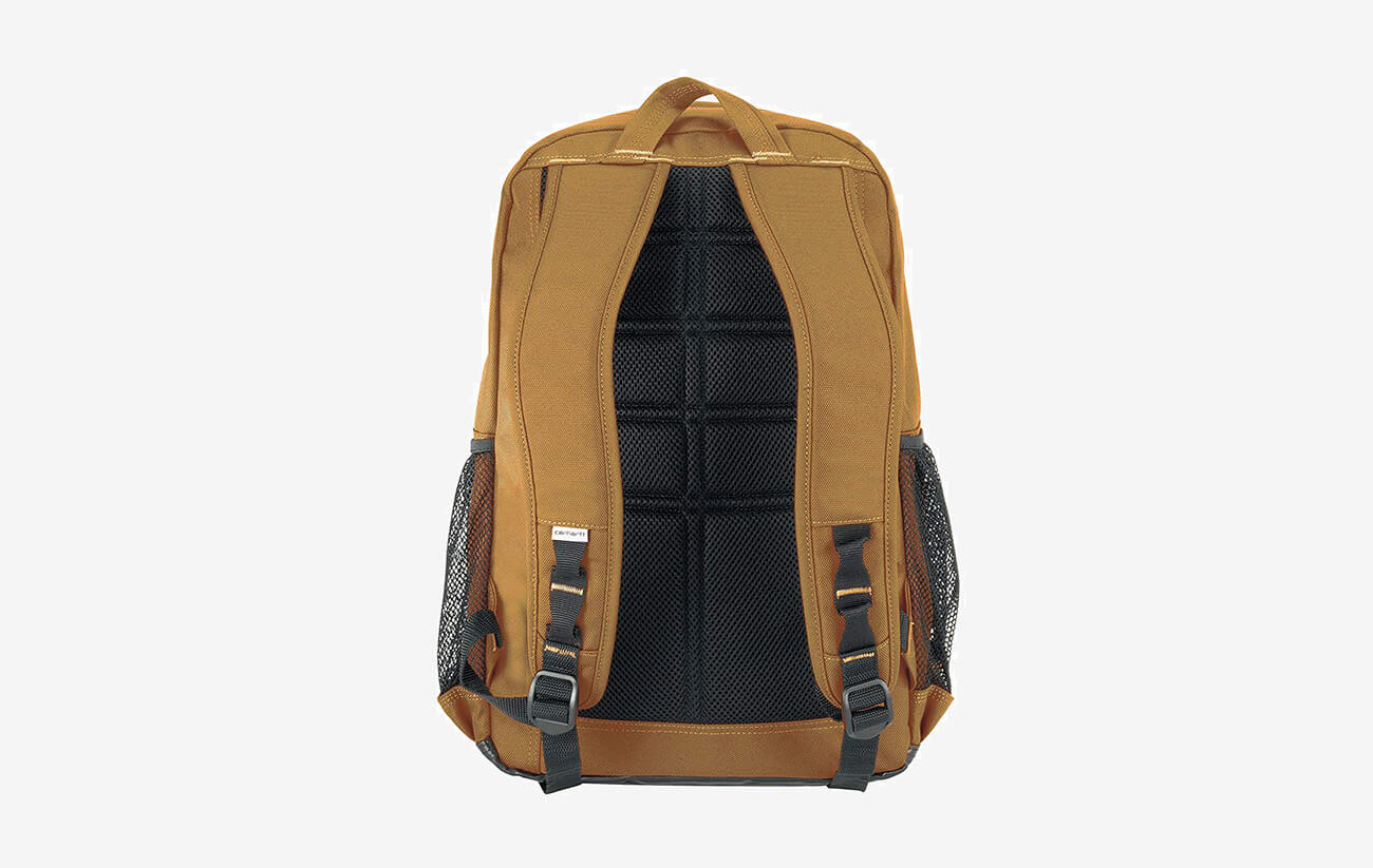 Back of the Carhartt Legacy Work Backpack