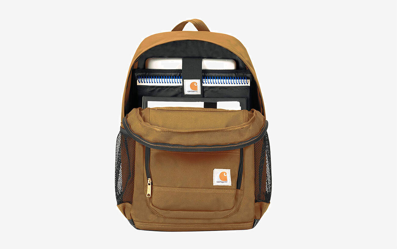 Open Carhartt Legacy Work Backpack
