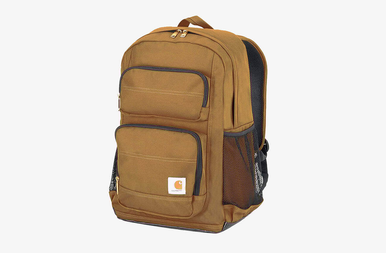 Carhartt Legacy Work Backpack With Padded LaptopTablet Sleeve