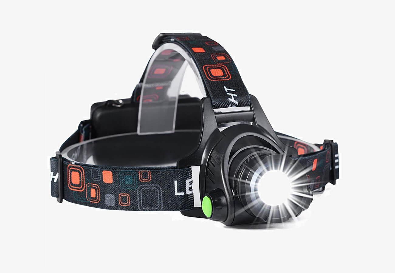Cobiz 1-LED Durable Headlamp (LP014)