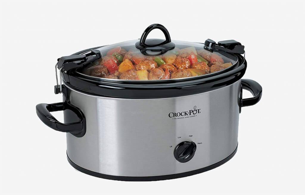 Crock-Pot Cook & Carry Manual Slow Cooker
