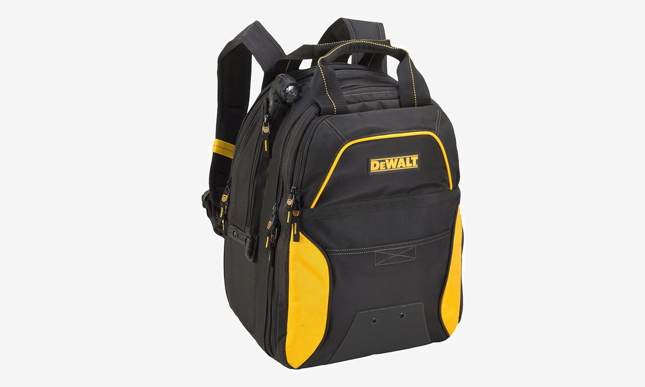 DEWALT DGC530 Lighted USB Charging Tool Backpack