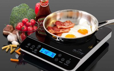 Best Portable Induction Cooktop [2019]