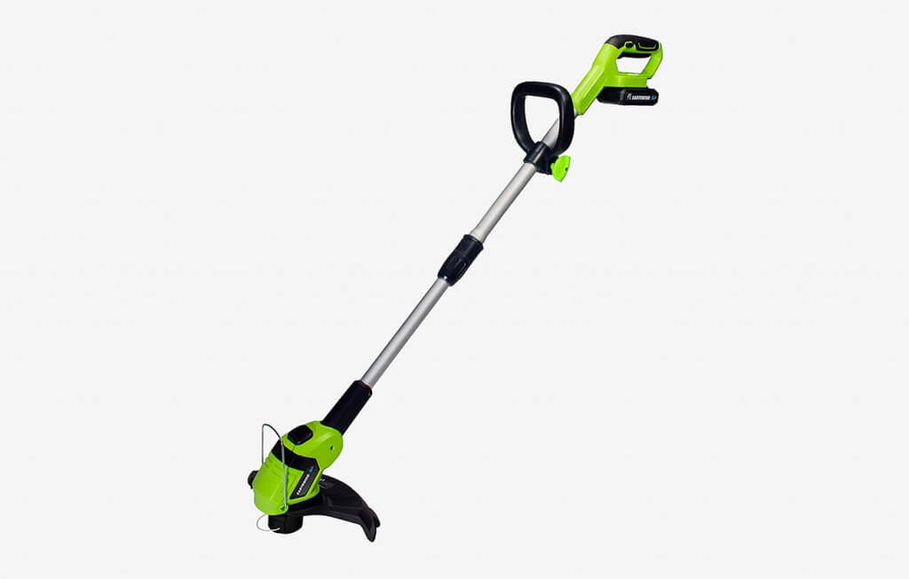 Earthwise LST02010 20V 10-in Cordless