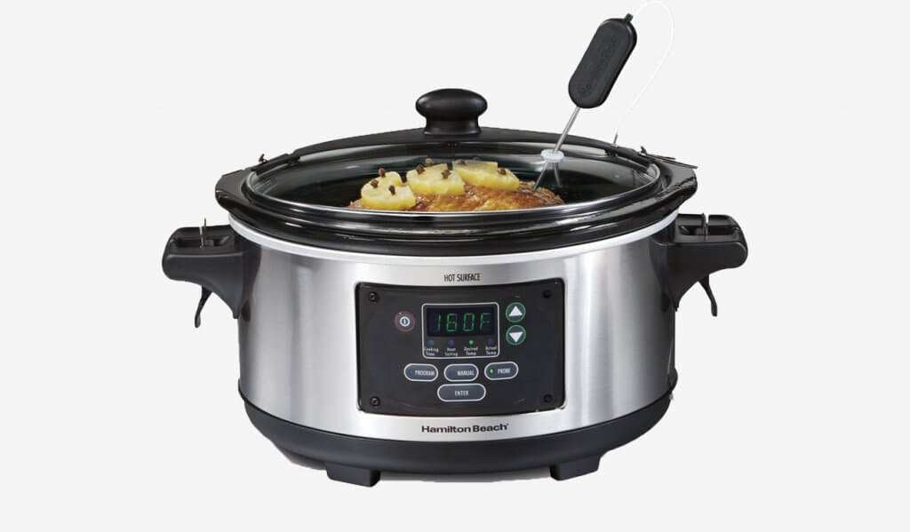 Hamilton Beach 33969A Slow Cooker