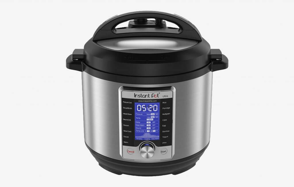 Instant Pot Ultra 10-In-1 Slow Cooker