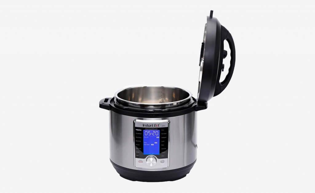 Instant Pot Ultra 10-In-1 Slow open