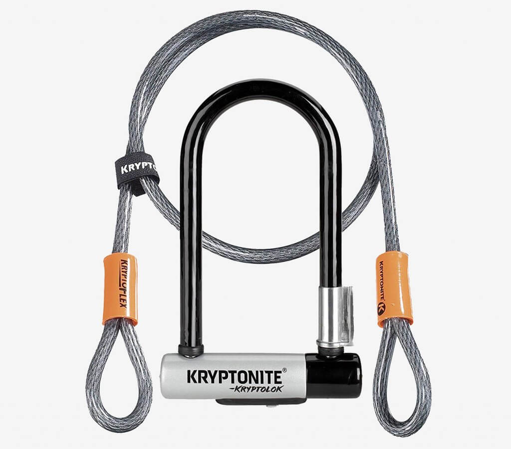 Kryptonite Kryptolok 12.7mm U-Lock