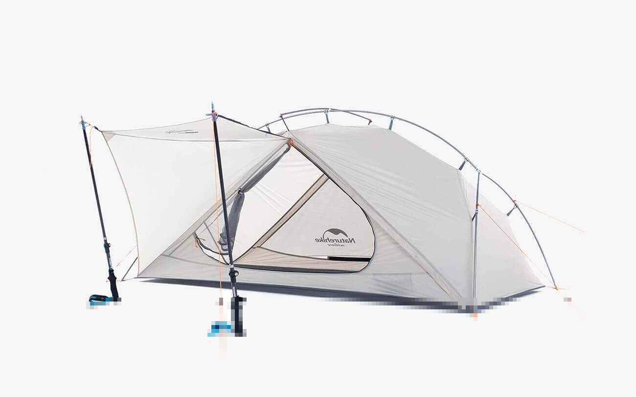 NATUREHIKE 1 Person Ultralight Backpacking Tent