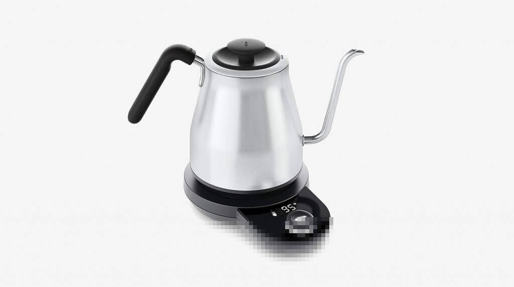 OXO BREW Adjustable Temperature Electric Pour-Over Kettle