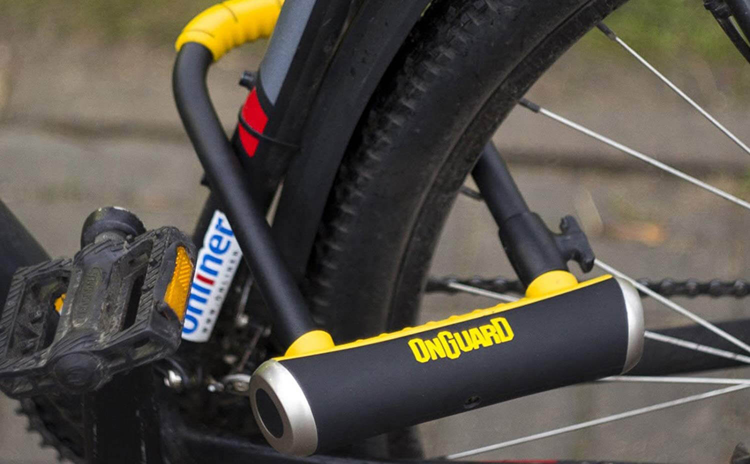 Onguard Brute Bike lock