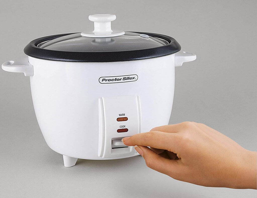 PROCTOR SILEX 37534NR Rice Cooker