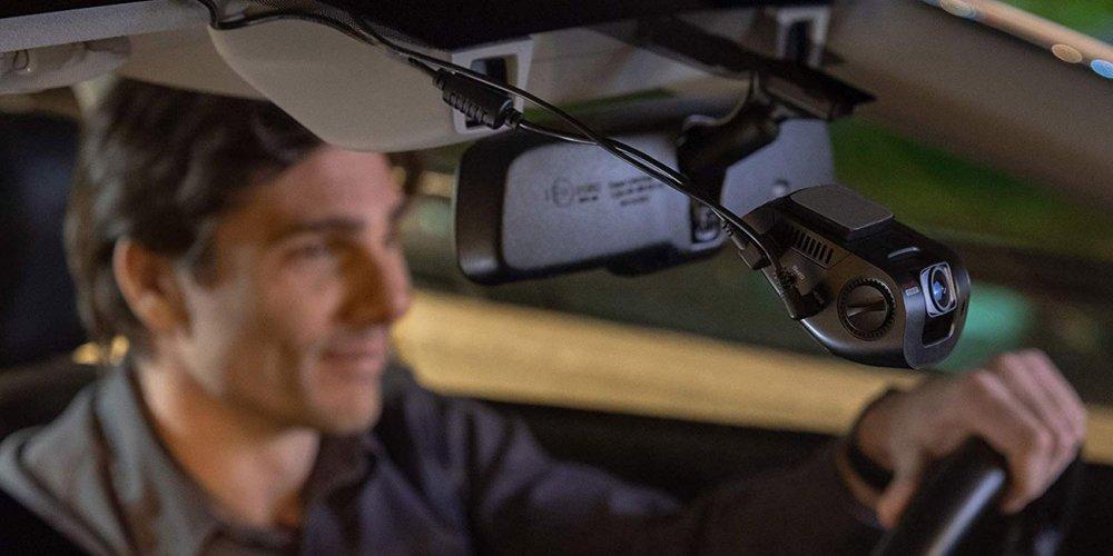 REXING V1 Wi-Fi Car Dash Cam design