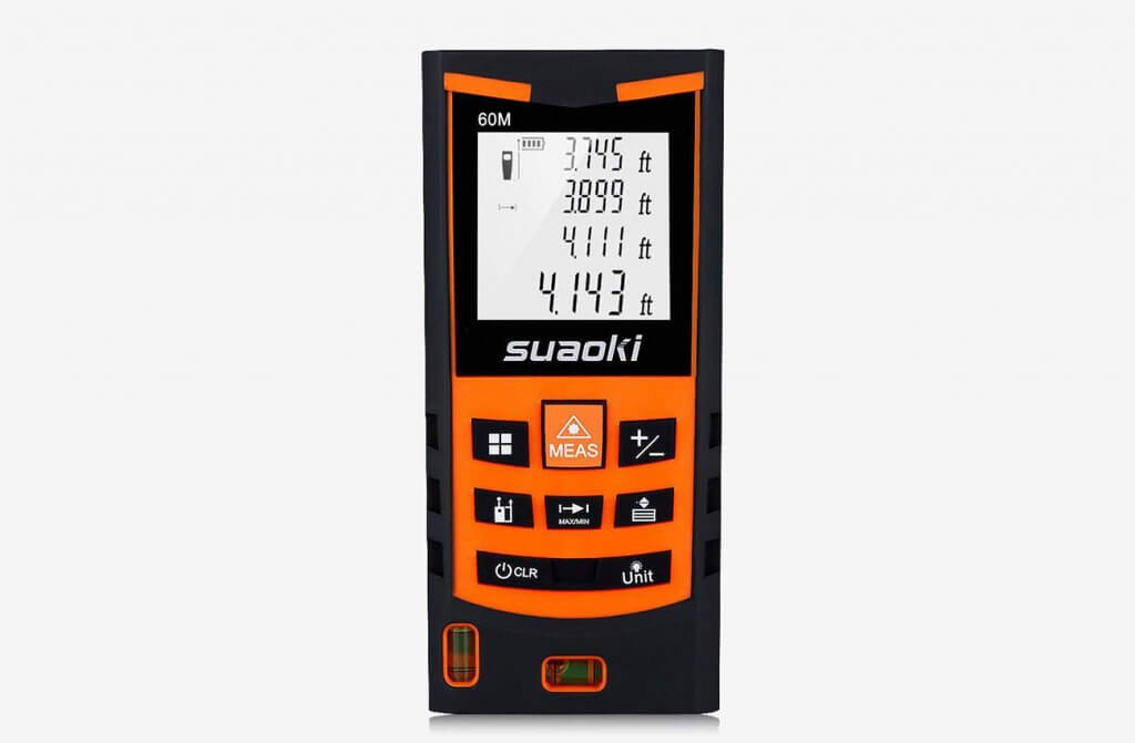 SUAOKI S9 Laser Distance Measure