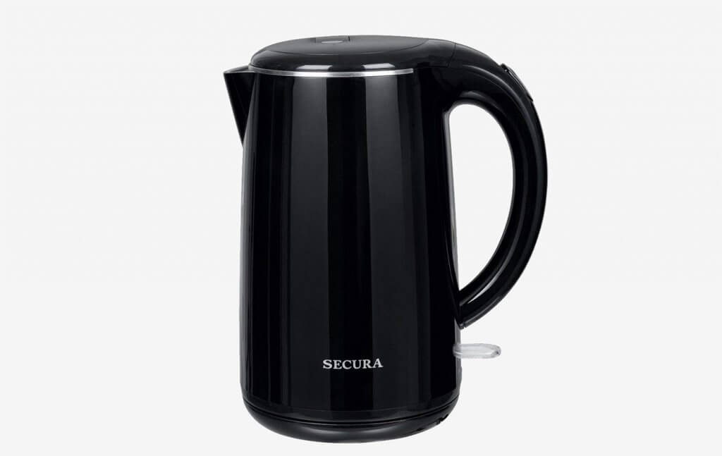 Secura, The Original Stainless-Steel Electric Water Kettle
