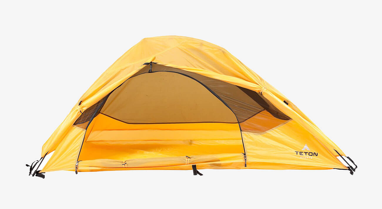 TETON Sports Outfitter XXL Quick Tent with cover