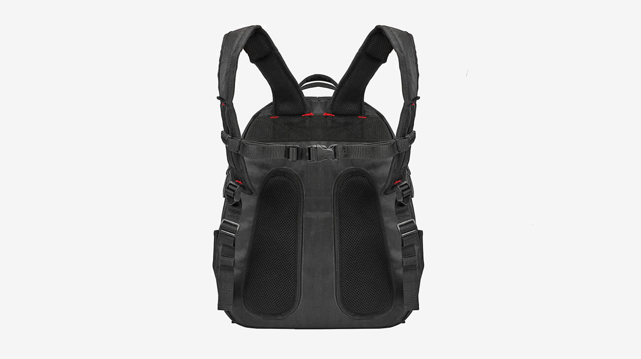 WORKPRO Tool Backpack back pad