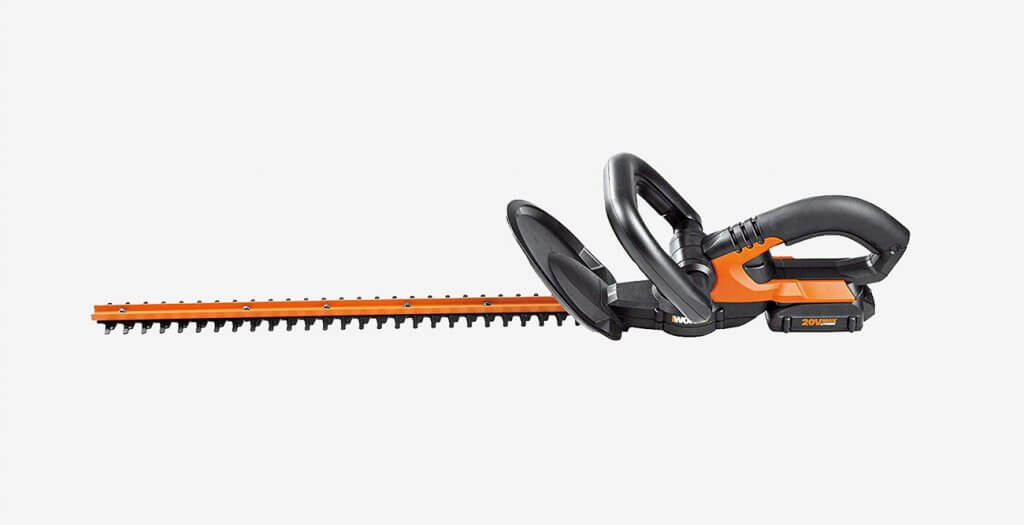 WORX WG255.1 PowerShare Hedge Trimmer