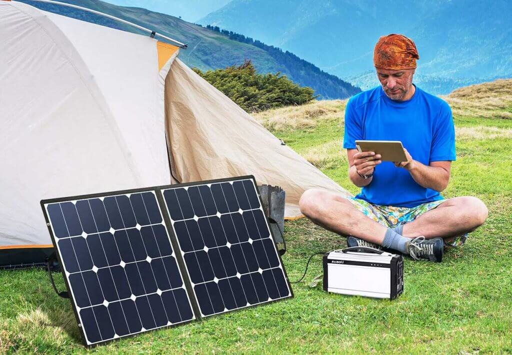 7 Best Solar Chargers For 2019 header image