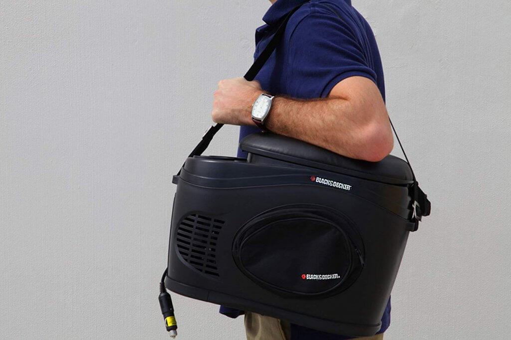 Black & Decker TC212B in carrying case
