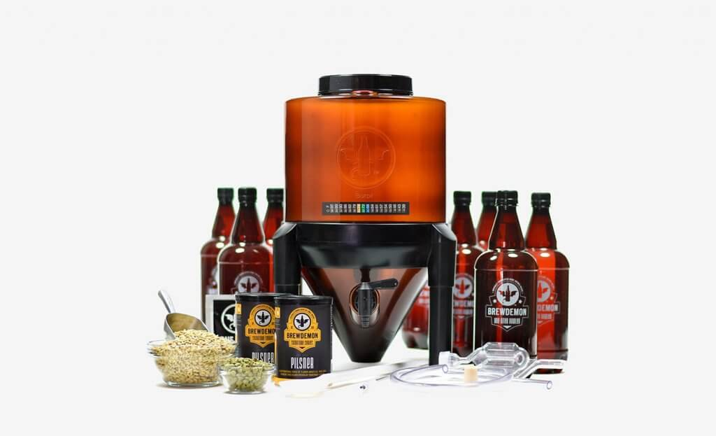 BrewDemon Signature Beer Kit by Demon Brewing Company