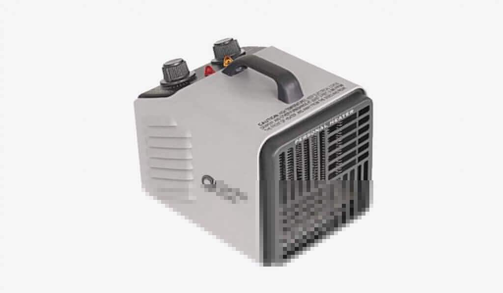 COMFORT ZONE CZ707 1500W Compact Utility Heater