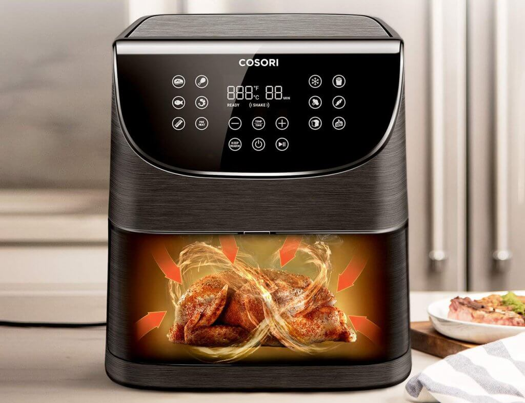 COSORI 3.7-Quart Air Fryer