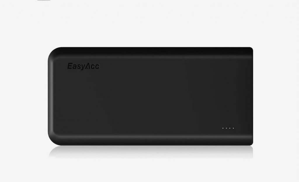 EasyAcc 20,000 mAh Portable Charger